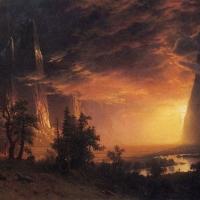 800px-Bierstadt_Albert_Sunset_in_the_Yosemite_Valleyedited