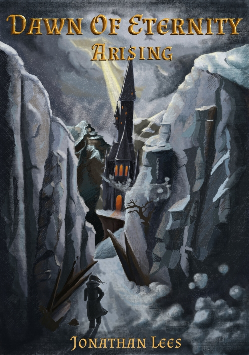 Dawn of Eternity: Arising Cover