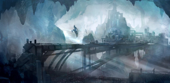 underground city