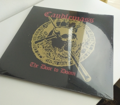 Candlemass – The Door To Doom